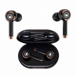 Fone de Ouvido Bluetooth personalizado Cores: Preto Peso do produto: 18g   Versão BT: V5.0 Sensibilidade do drive: 107dB Resposta de frequência: 20Hz-...
