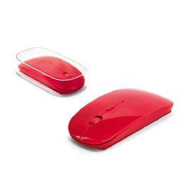 Mouse wireless 2.4G. ABS. Incluso 2 pilhas AAA. Em caixa transparente. 57 x 113 x 20 mm | Caixa: 64 x 120 x 36 mm