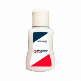 Creme para as mãos em frascos de 35 ml personalizados com o logo da sua empresa ou evento, tem uma base de componentes que repõem a oleosidade natural...
