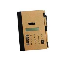 Caneta ecológicos, calculadora solar e sticky notes colorido. Contém aproximadamente 55 folhas Medidas para gravação (CxL): 4,5cm x 9cm Tamanho da can...