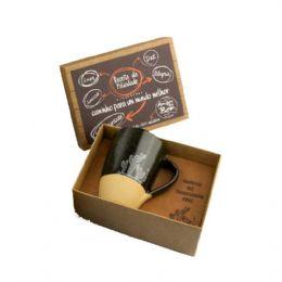 Kit cerâmicas   • 1 Caneca de Cerâmica 300ml  Toda a renda gerada com as vendas dos Kits corporativos é destinada aos projetos dos amigos do bem no se...