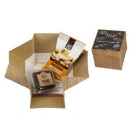 Kit degustação: Contém: • 1 Cocada 100g • 1 Castanha de Caju 50g.  Toda a renda gerada com as vendas dos Kits corporativos é destinada aos projetos do...