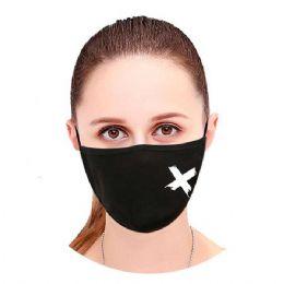 Mascara de pano, 100% algodão, com elástico para prender na orelha. Diversas cores disponíveis!