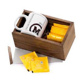 Kit Chá com caixa