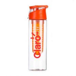 A garrafa squeeze com infusor personalizada de fato é um brinde diferenciado para ser distribuído, o squeeze contém um infusor que serve para filtrar...