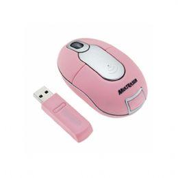 Mouse Wireless 03 botões com scroll.