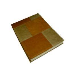 Bloco de anotações personalizado - Medidas: 14 x 18 x 2 cm. Capa em lona reaproveitada de caminhão, miolo de papel reciclado 75 g. Personalização na c...