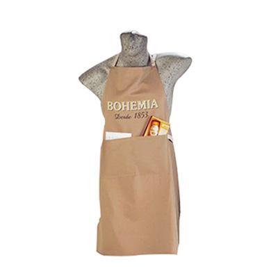 Camiseta Express - Avental em brim