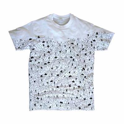 Camiseta Express - Camiseta careca full print