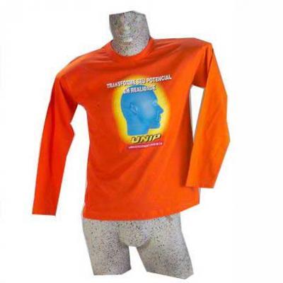 Camiseta Express - Blusa de Frio