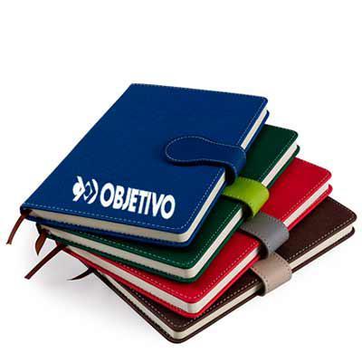 Sena Brindes - Caderno de Anotação