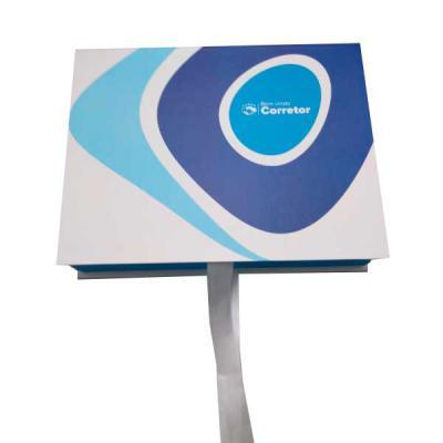 MT Brindes - Caixa de Papelão em Kraft, muitas opções de tamanhos, com ou sem Berço de EVA, fazemos no Formato