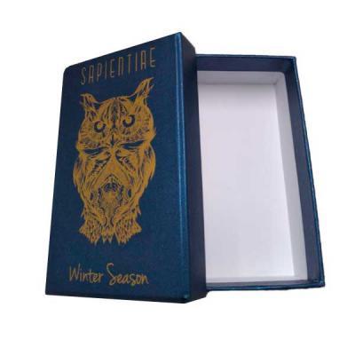 MT Brindes - Caixa de papel ou papelão personalizada