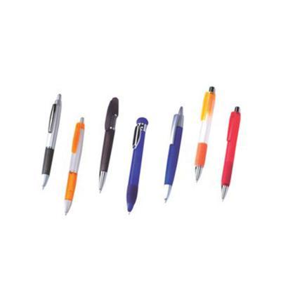 Ato Produtos Promocionais - Canetas plásticas personalizadas em diversos modelos.
