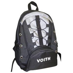 Ato Produtos Promocionais - Mochila em nylon com compartimento para notebook e gravação personalizada. Satisfação garantida para os seus clientes!