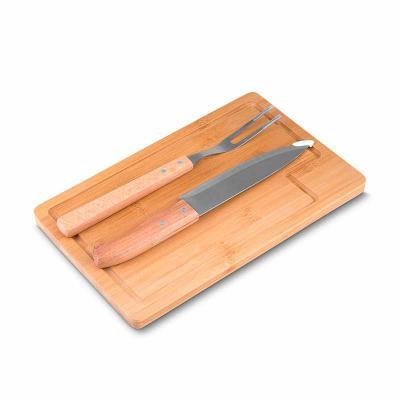 MatBrindes - Kit churrasco com 3 peças