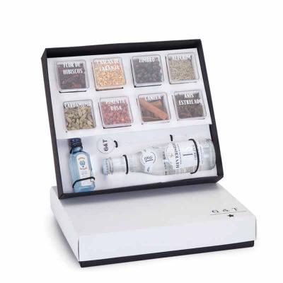 MatBrindes - Kit Gin com especiarias personalizado