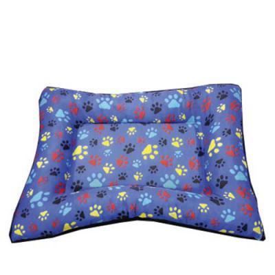 MatBrindes - Cama para Pet personalizada. Impermeável e com ziper para lavar . Confortável e higiênica. Tamanho interno40x25cm e externo: 68x53cm