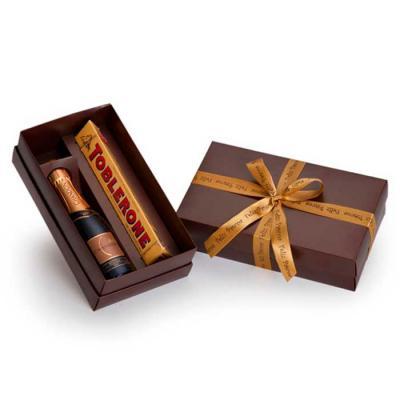 MatBrindes - Kit chandon baby mais chocolate toblerone