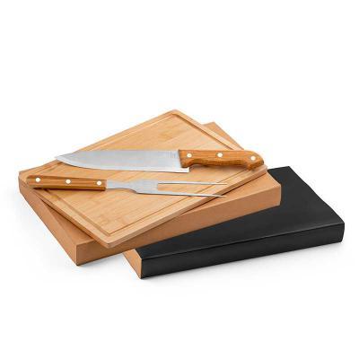 MatBrindes - Kit churrasco 3 peças
