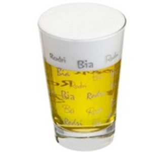 Print Maker - Copo de vidro para chopp modelo Caldereta.