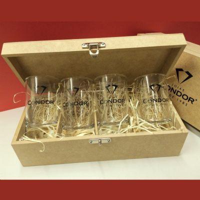 print-maker - Kit de copos personalizados.