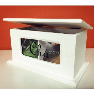 Print Maker - Kit chá com 22 sachês personalizados.
