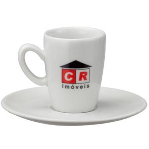 print-maker - Xícara de porcelana para café modelo Espresso.