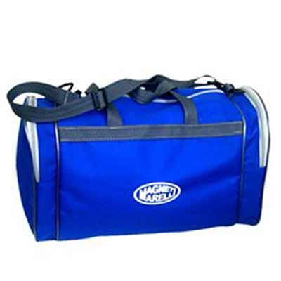 CZK brindes - Bolsa de viagem com 02 bolsos alça de mão e ombro personalizada.