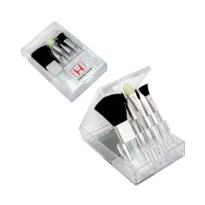 CZK brindes - Kit Maquiagem Personalizado com Espelho.