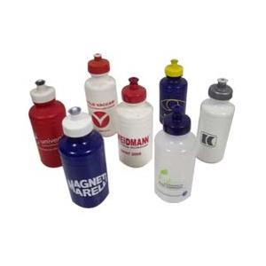 CZK brindes - Squeeze personalizada de diversos modelos.