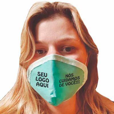 Embalagem - Máscara de Proteção