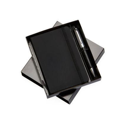 Marca Laser - Kit escritório com caderneta de anotações