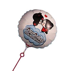 Universo dos Balões - Balão com gravação personalizada.
