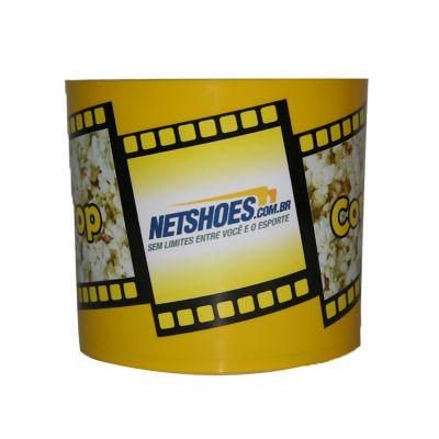 Skill Brindes Promocionais - Balde de pipoca capacidade 1,5 litros