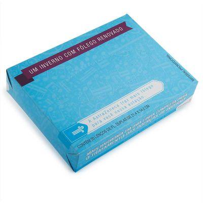 Madson Brindes - Lenço descartável de mesa com 50 lenços de papel.