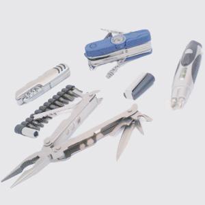 Madson Brindes - Kit de ferramentas em diversos modelos, padrões e opções de conteúdo.