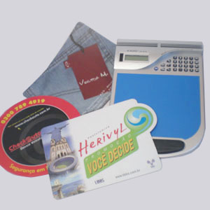 Madson Brindes - Mouse pad em diversos formatos personalizados ou convencionais.