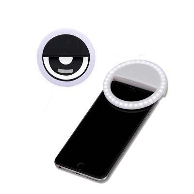 Fabrika de Chaveiros - Anel de iluminação para selfie