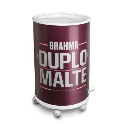 Alumiart Falcão - Cooler Duplo Malte