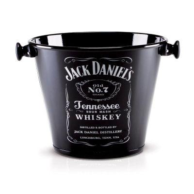 Alumiart Falcão - Balde Jack Daniels mini