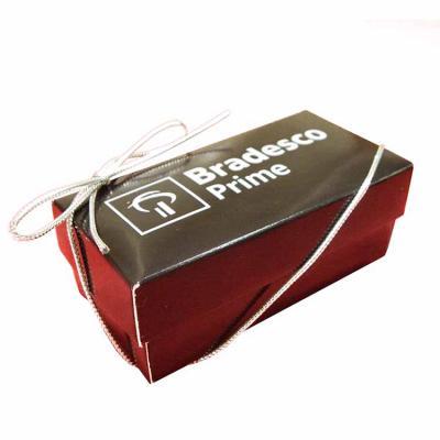 Doce Pecado Chocolates Especiais - Caixa luxo com 2 bombons personalizada