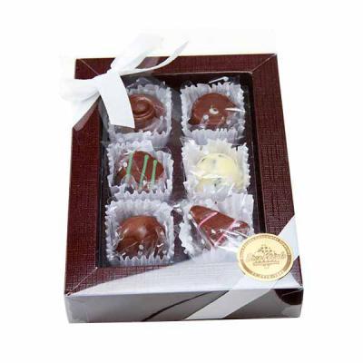 Doce Pecado Chocolates Especiais - Caixa com bombom