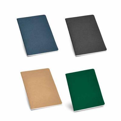 elo-brindes - Caderno moleskine ecológico personalizado