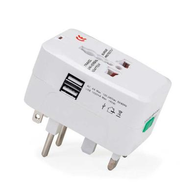 Elo Brindes - Adaptador de tomada universal USB