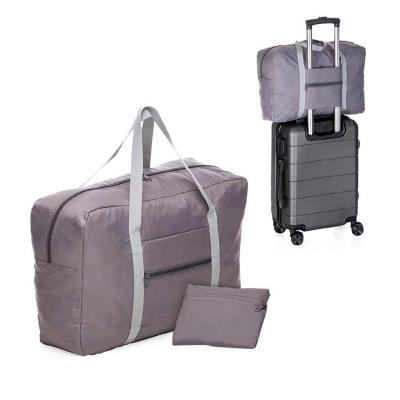 Elo Brindes - Com a bolsa de viagem em poliéster dobrável personalizada, sua empresa estará sempre presente em momentos de lazer de seus clientes e colaboradores. R...
