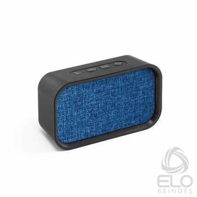 elo-brindes - Caixinha de som bluetooth personalizada