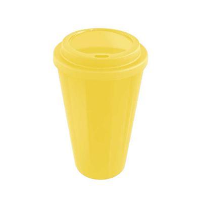 Elo Brindes - Com capacidade de 550ml, o copo tipo starbucks personalizado é uma ótima dica de brinde corporativo para clientes e colaboradores. Confeccionado em pl...