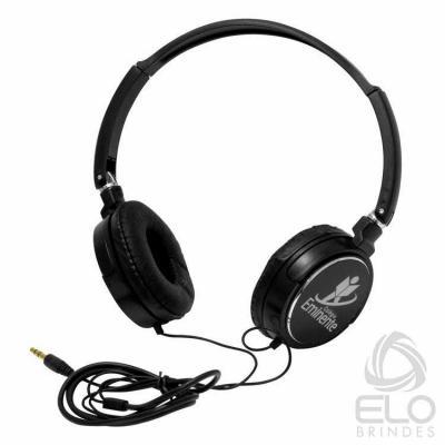 Elo Brindes - Fone de ouvido personalizado