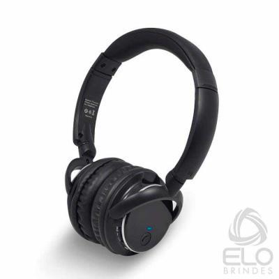 elo-brindes - Fone de ouvido / Headphone Bluetooth personalizado